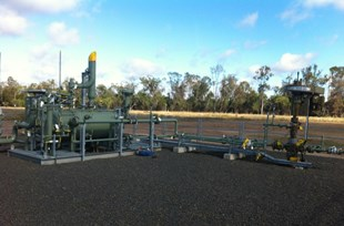 APLNG Phase #6 and Phase #1 Wellhead Facilities